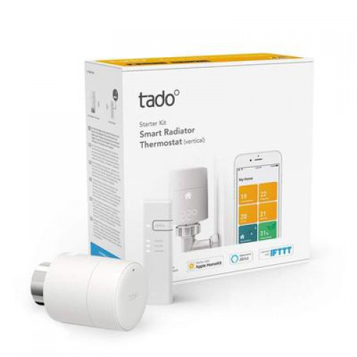 Комплект Tado Smart Radiator Thermostat Starter Kit (вертикального монтажа)