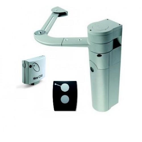 Комплект автоматики Nice walkykit 1024 для распашных ворот или калитки (до 180 кг.), рычажный