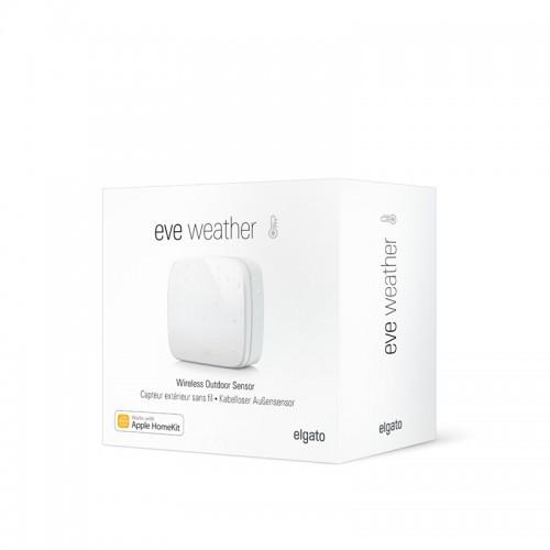 Наружный датчик температуры Elgato Eve Weather