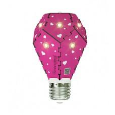 Светодиодная лампа Nanoleaf Bloom розовый