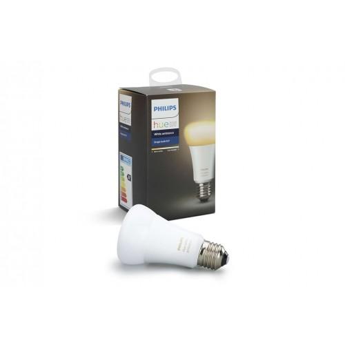 Умная лампа Philips Hue White Ambiance E27