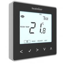 Умный термостат Heatmiser neoAir черный