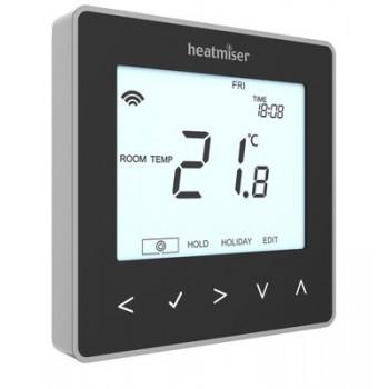 Умный термостат Heatmiser neoStat черный