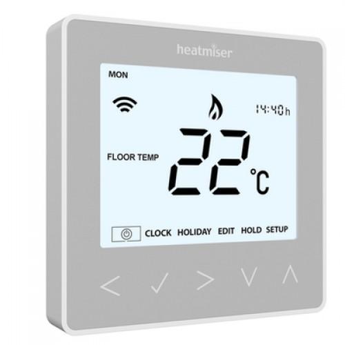 Умный термостат Heatmiser neoAir серый