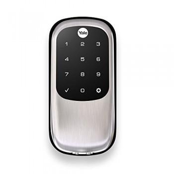 Умный замок для входной двери Yale Assure Lock Key Free iM1 серебро