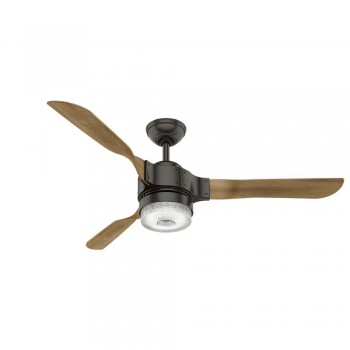 Вентилятор потолочный Hunter Fan Apache бронза