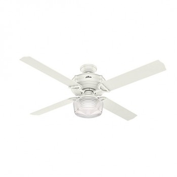 Вентилятор потолочный Hunter Fan Brunswick белый
