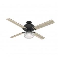 Вентилятор потолочный Hunter Fan Brunswick черный