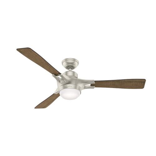 Вентилятор потолочный Hunter Fan Signal матовый никель