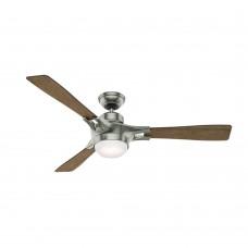 Вентилятор потолочный Hunter Fan Signal сатин никель