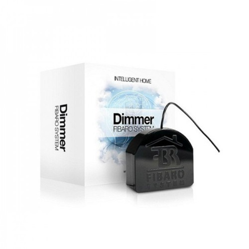 Встраиваемый диммер Fibaro Dimmer 2 250W FGD-212 869 MHz