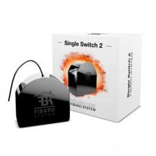 Встраиваемое реле Fibaro Single Switch FGS-213 ZW5 869,2 Mhz