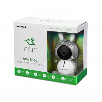 Камера Arlo Baby 1080p HD (WiFi видеоняня)