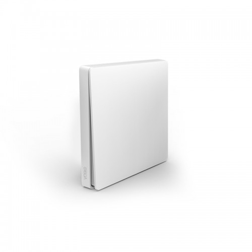 Умный беспроводной выключатель Aqara Smart Light Switch дублирующий (одноклавишный)