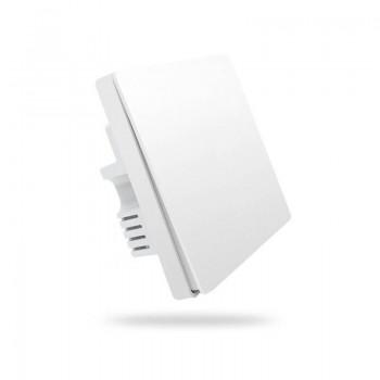 Умный выключатель Aqara Smart Light Switch 1 (одноклавишный) БЕЗ нулевого провода
