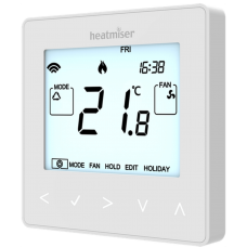 Умный термостат Heatmiser neoStat-HC белый